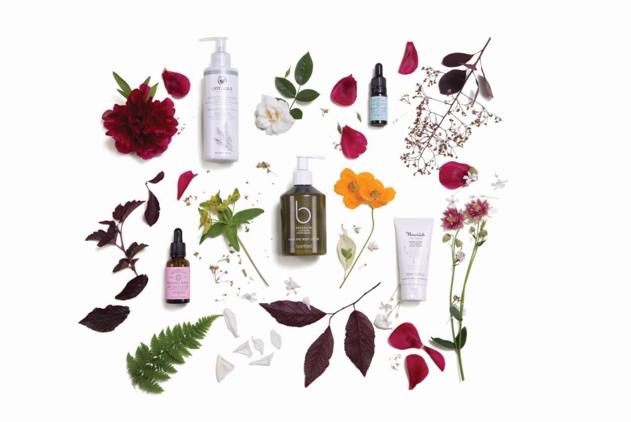 The Organic Beauty & Wellbeing Market