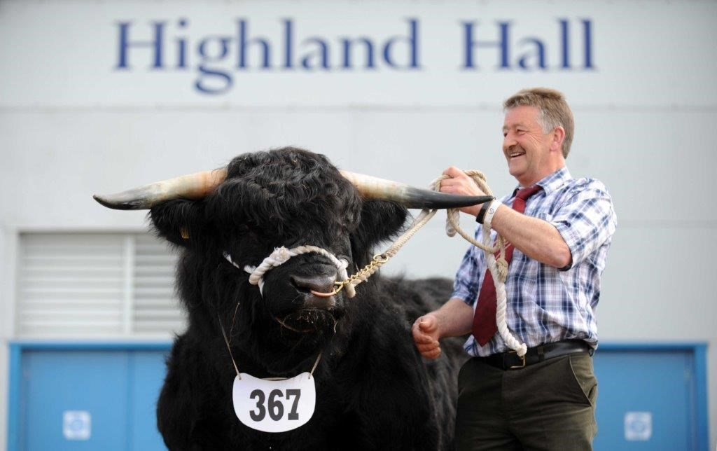 Soil Association Scotland at the Royal Highland Show