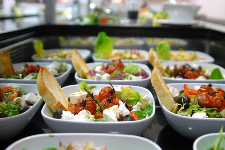 Chiefs catering