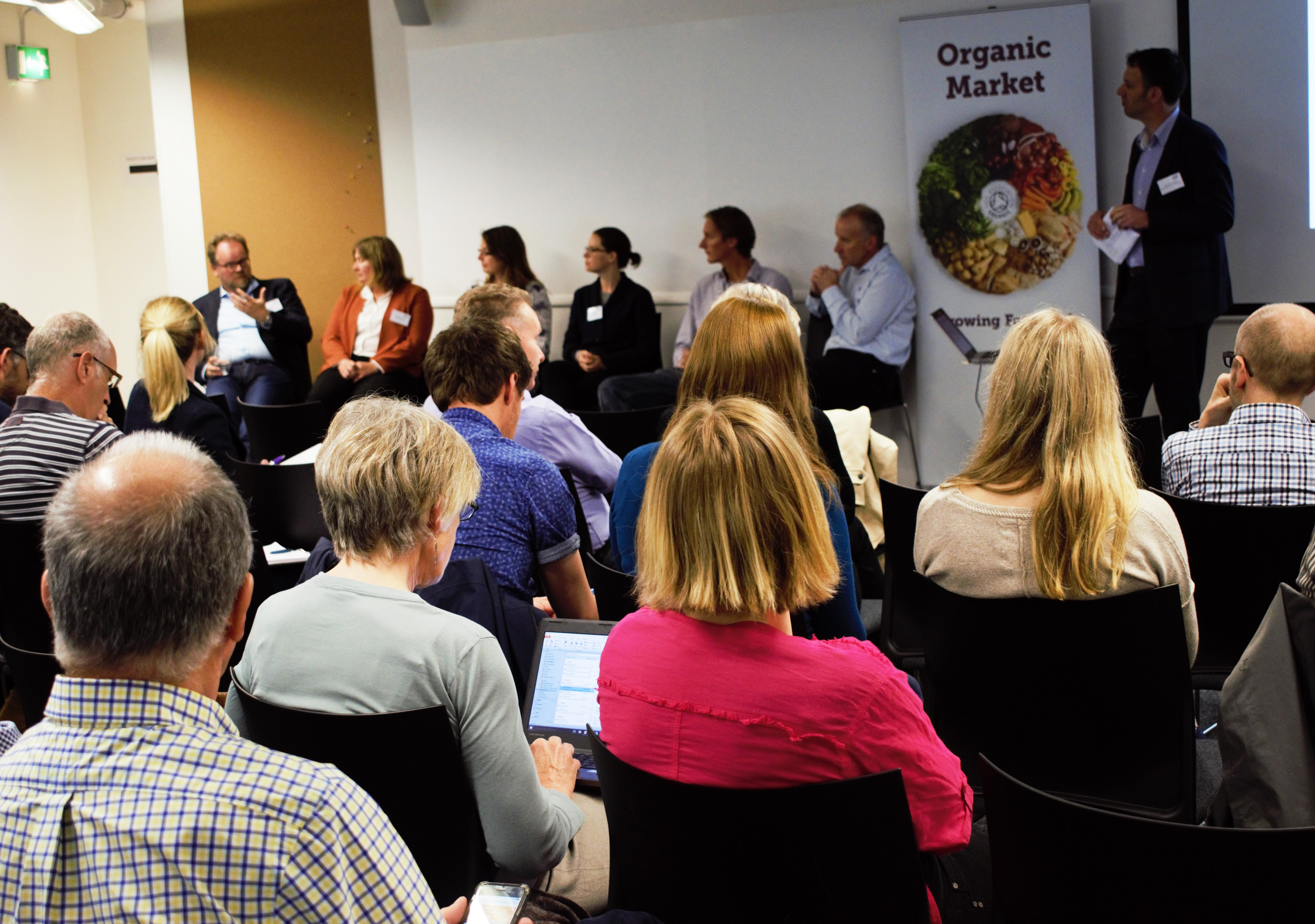 Future proofing the Organic Supply Chain as the market grows
