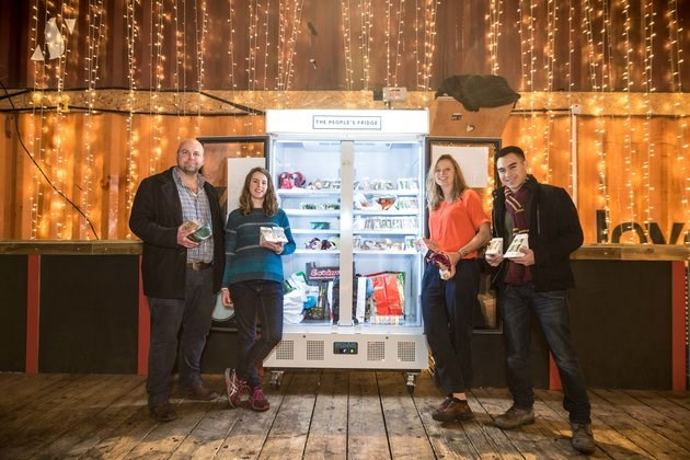 The People's Fridge, Lambeth: Reducing Waste and Improving Lives