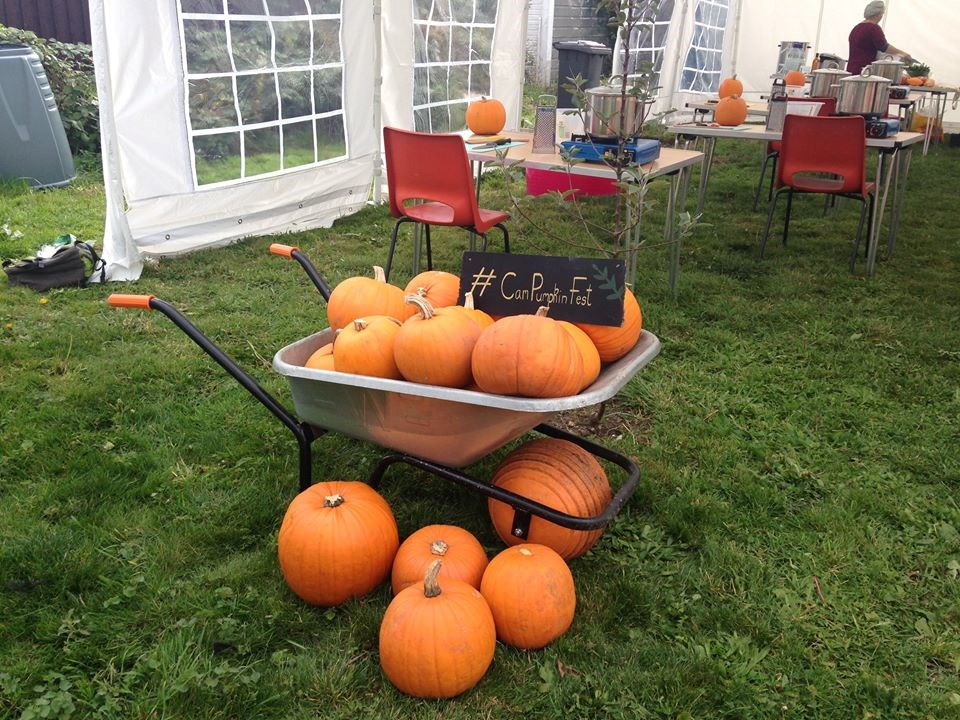 Cambridge Pumpkin Festival: Building Community Food Knowledge