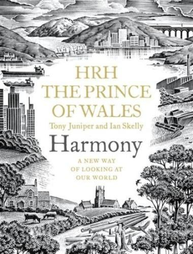 Book cover of HRH the Prince of Wales - Harmony