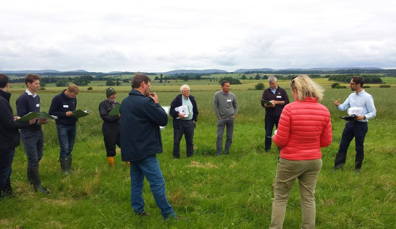 Cultivating Soil Health Field Lab, Tuesday 7th November, Fife
