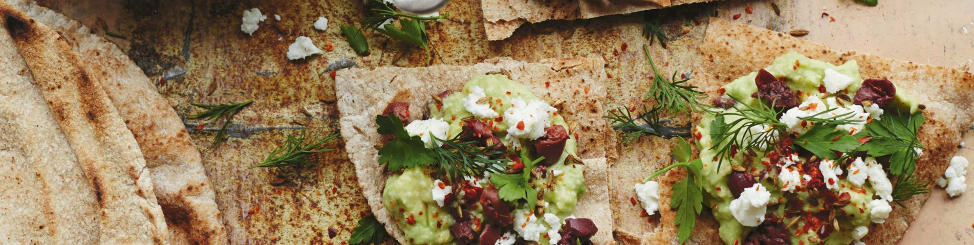 Anna-Jones---Avocado,-tahini-and-olive-smash-flatbreads2.jpg