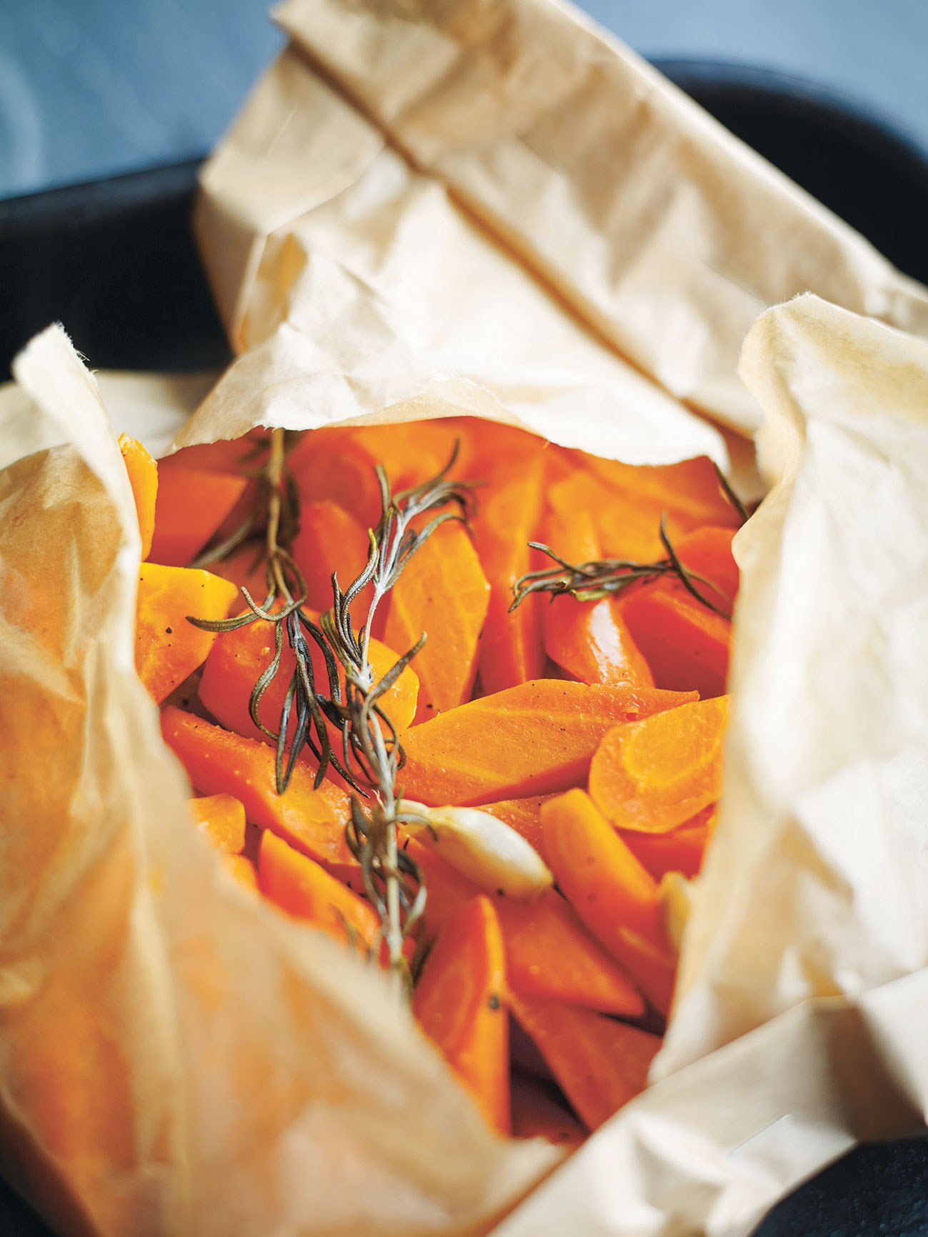 Carrots In A Bag