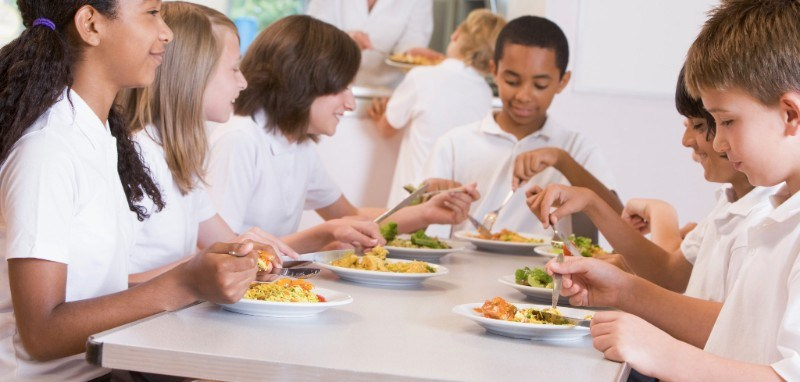 First school caterer receives Soil Association's Green Kitchen Standard