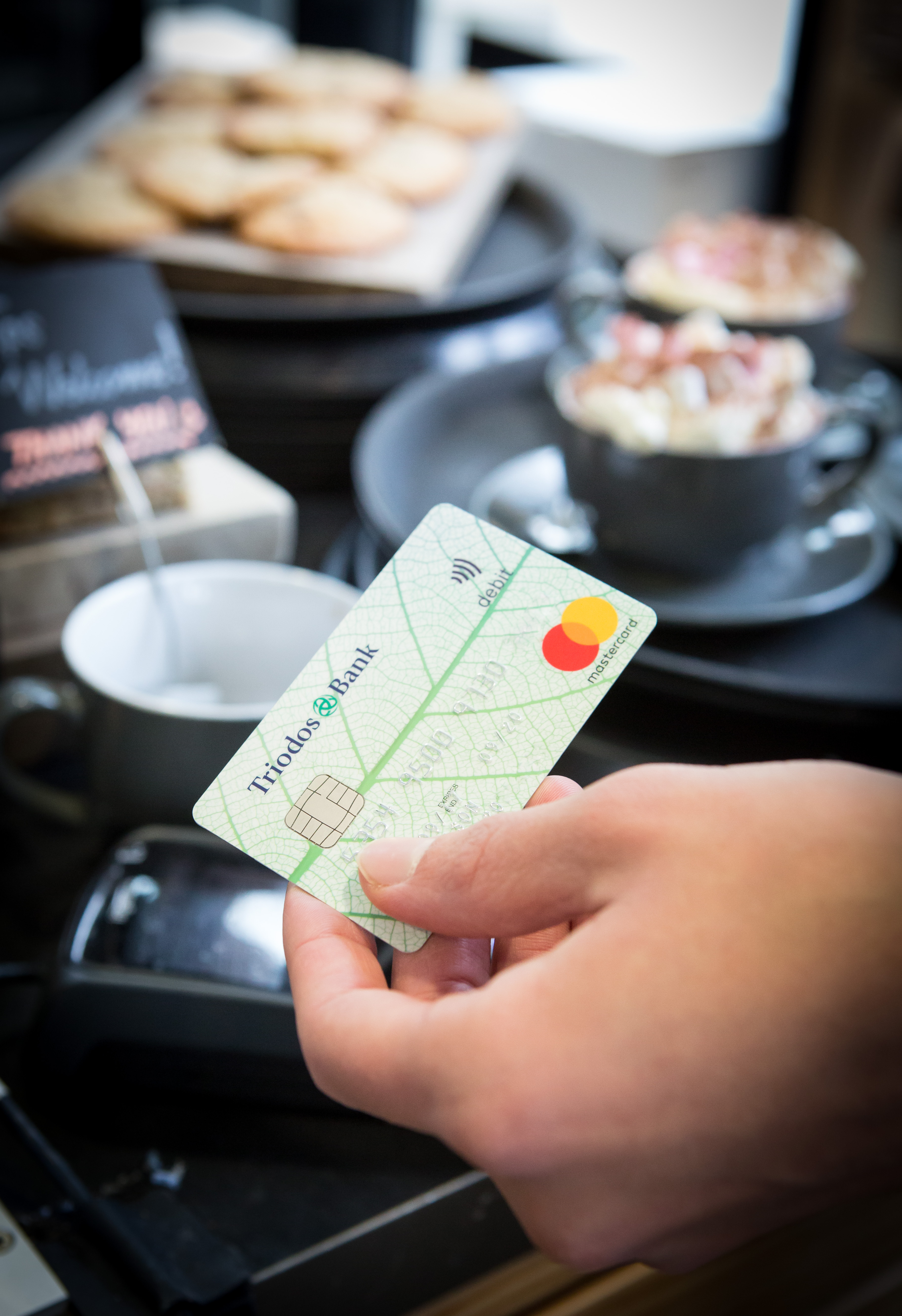 Triodos Bank card