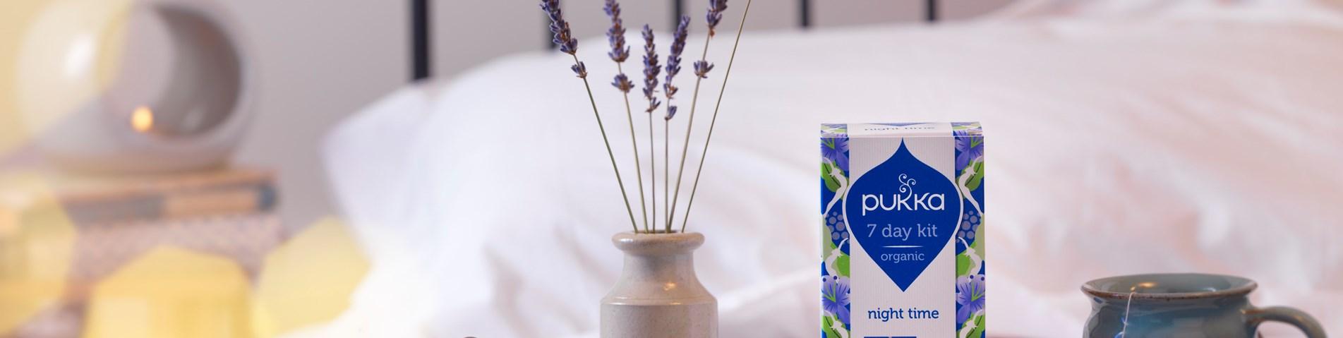 Bath Salts to Aid Beauty Sleep by Medical Herbalist, Katie Pande