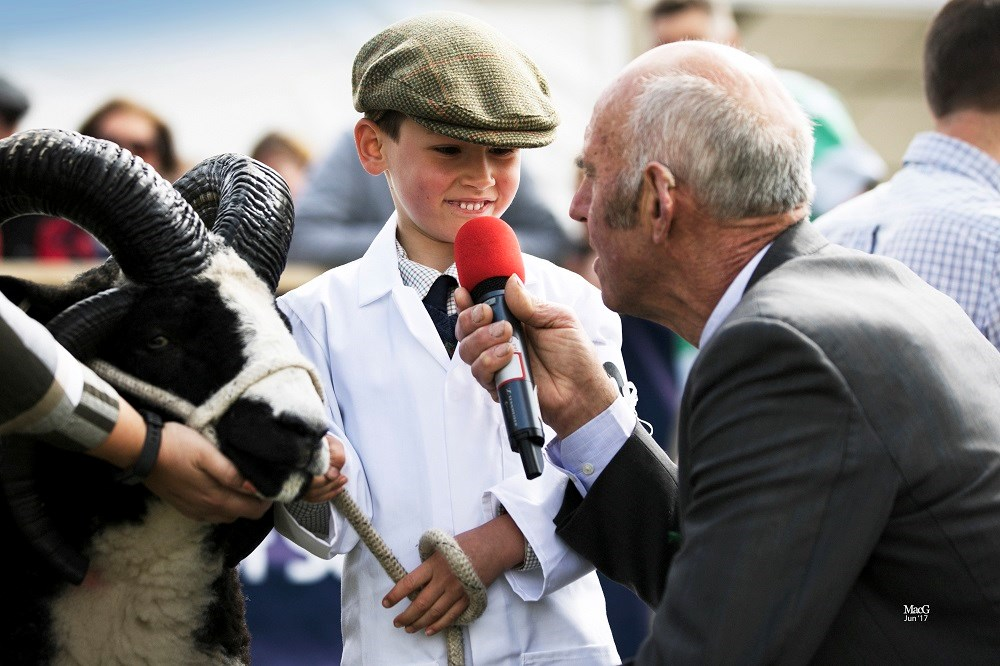 Join us at the Royal Highland Show 2018