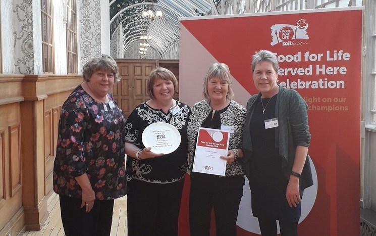 Scottish School Cook wins National Award