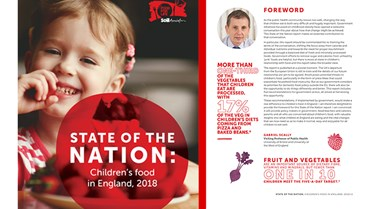 Children's food in England: State of the Nation Report