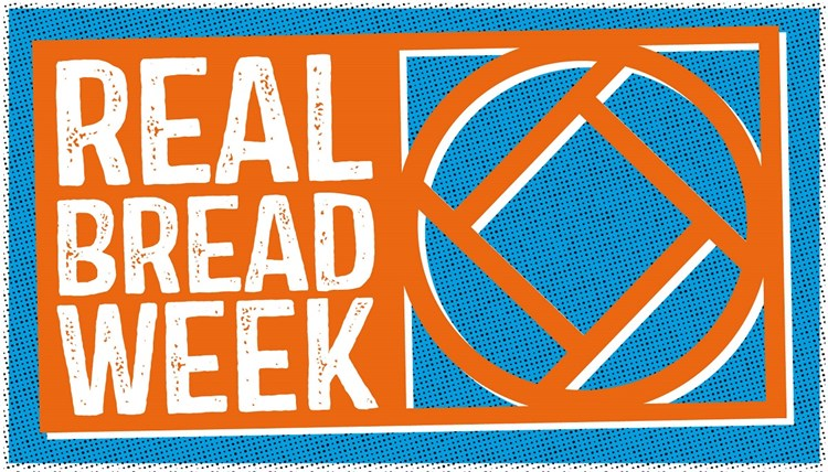Real bread Week 2019 Logo