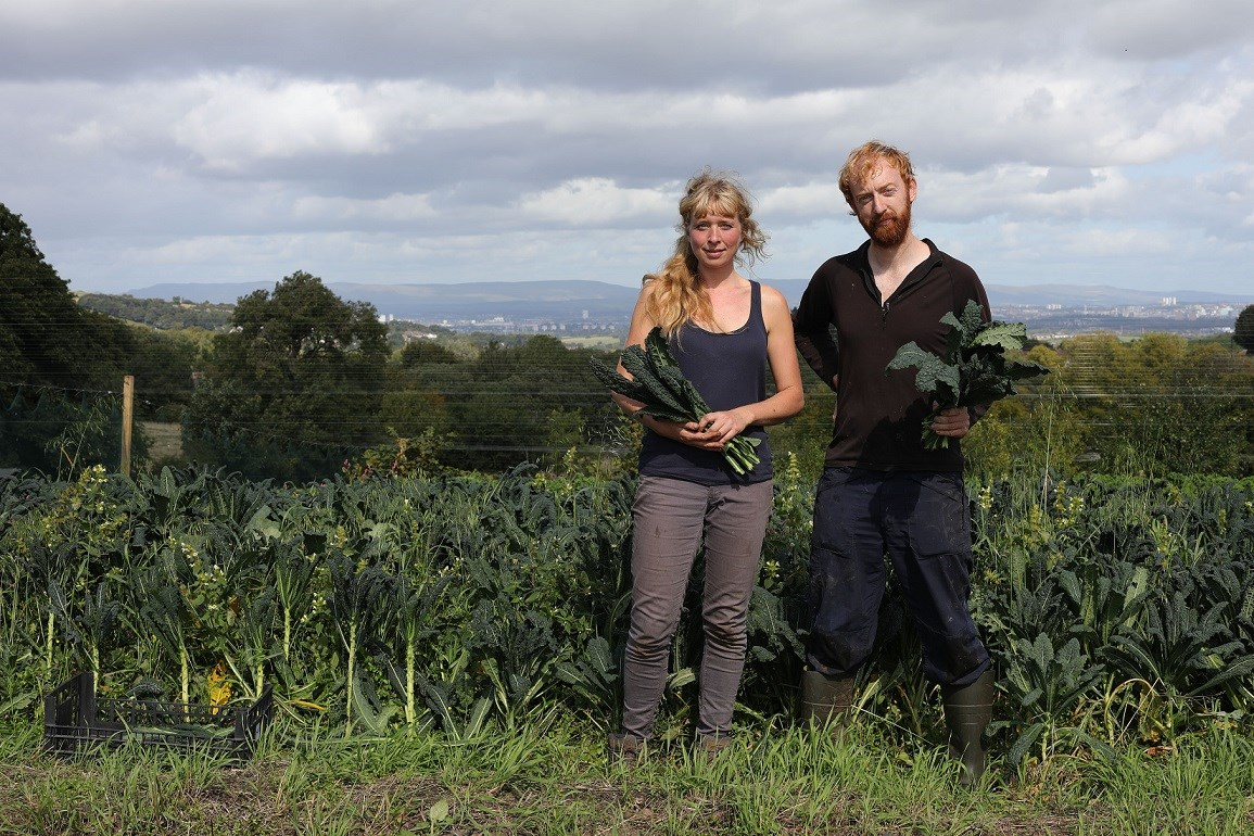 East Renfrewshire is putting local food on the menu