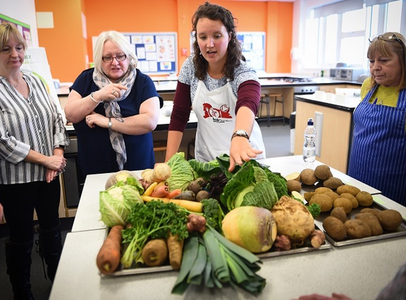 Food for Life joins new food education programme