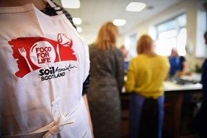 What is Food for Life Scotland?