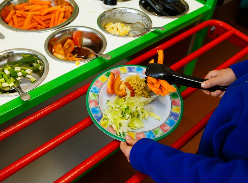 Plant-based protein day needed on school menus