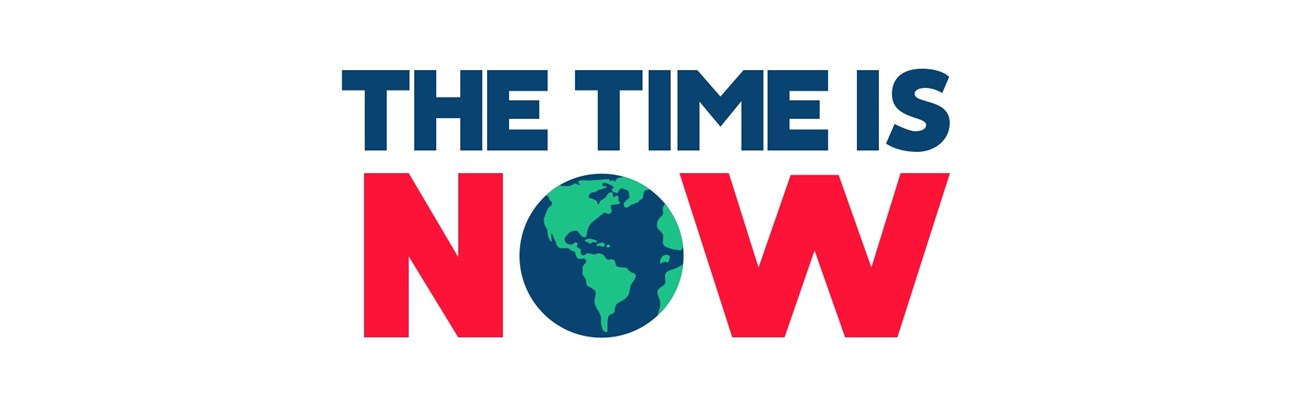 The Time is Now:  a mass lobby for climate change