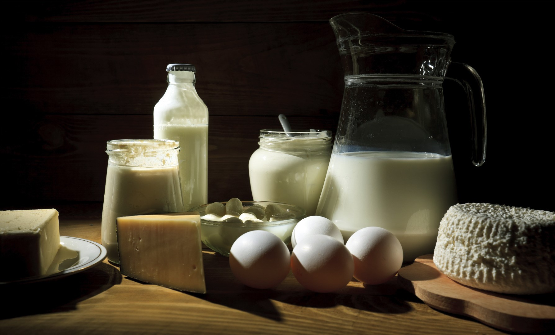 Dairy And Eggs Price Data