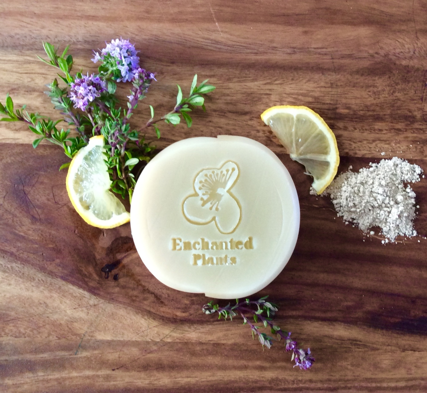 Enchanted Plants bar soap