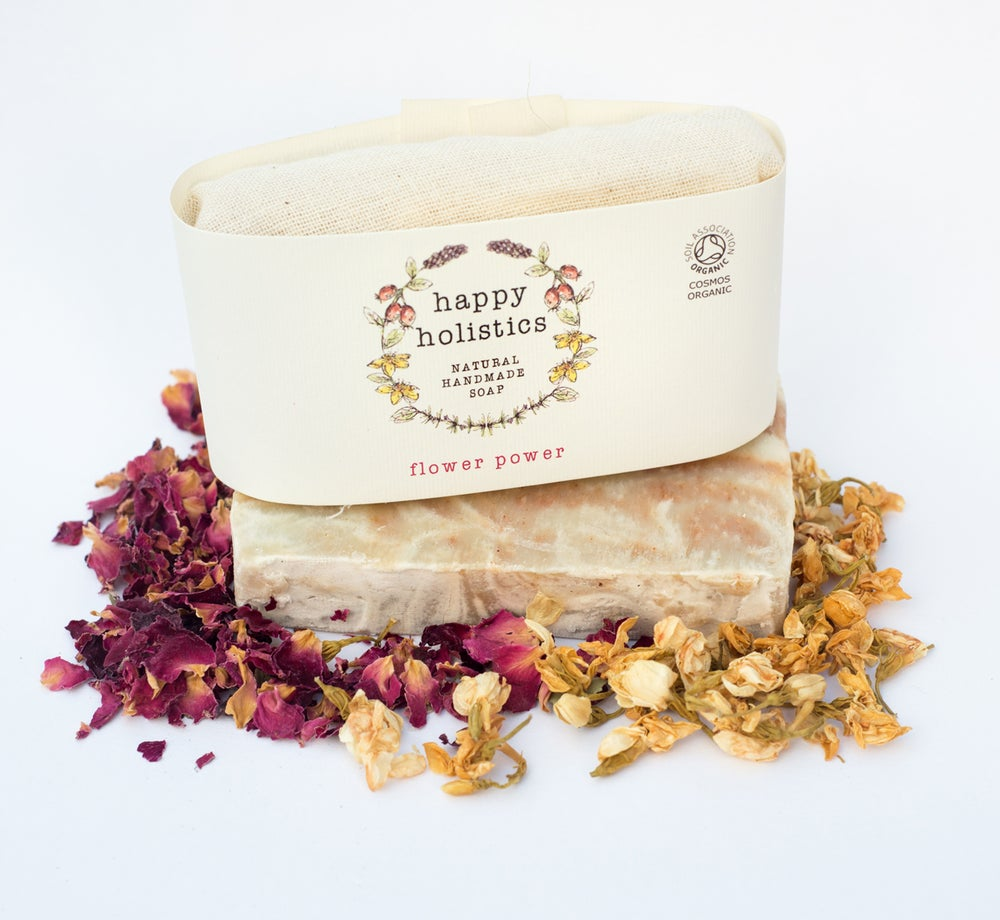 Happy Holistics Bar Soap