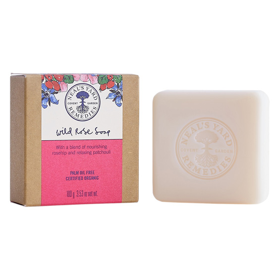 Neal's Yard Remedies Wild Rose Soap