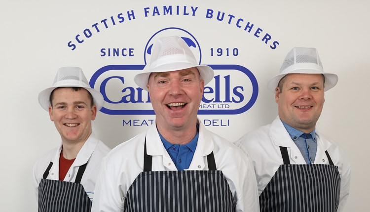 The Team at Campbells Prime Meat Ltd