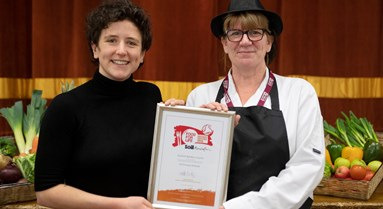 Scottish Borders achieve the Food for Life Served Here award