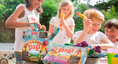 Coping in a crisis: Pip Organic on what they've learnt so far