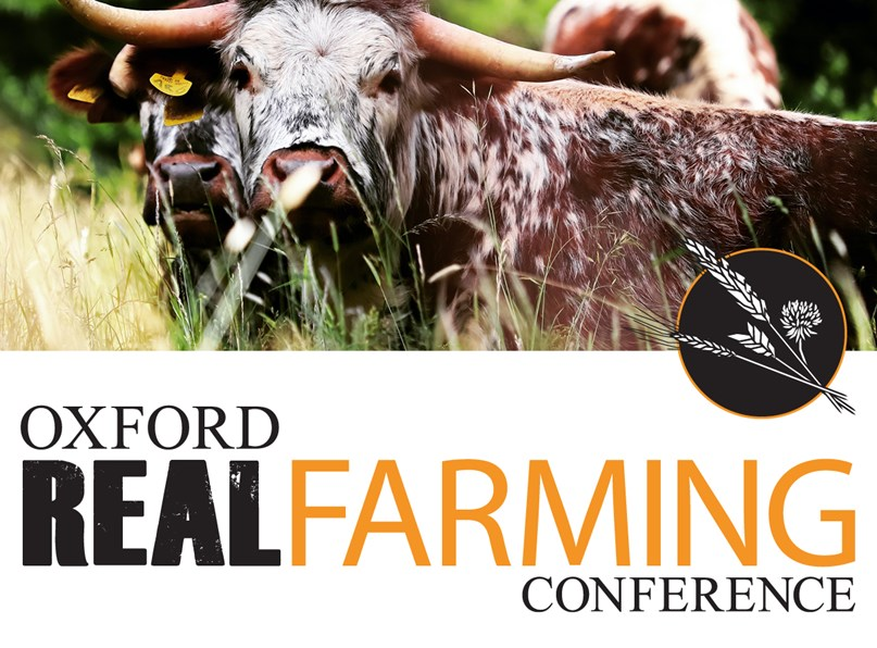 Oxford's farming conference goes global