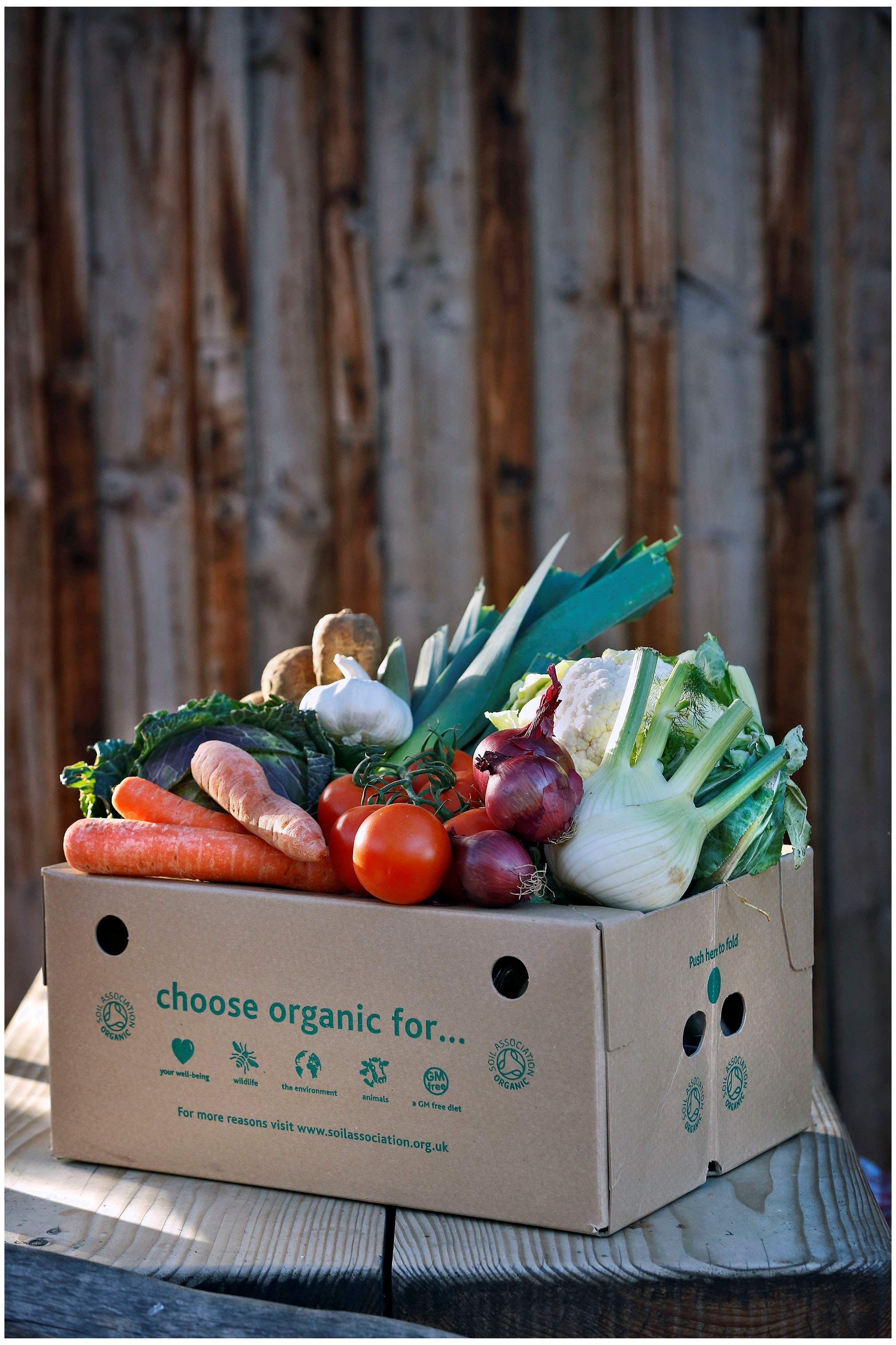 Organic on a budget – 9 ways to save