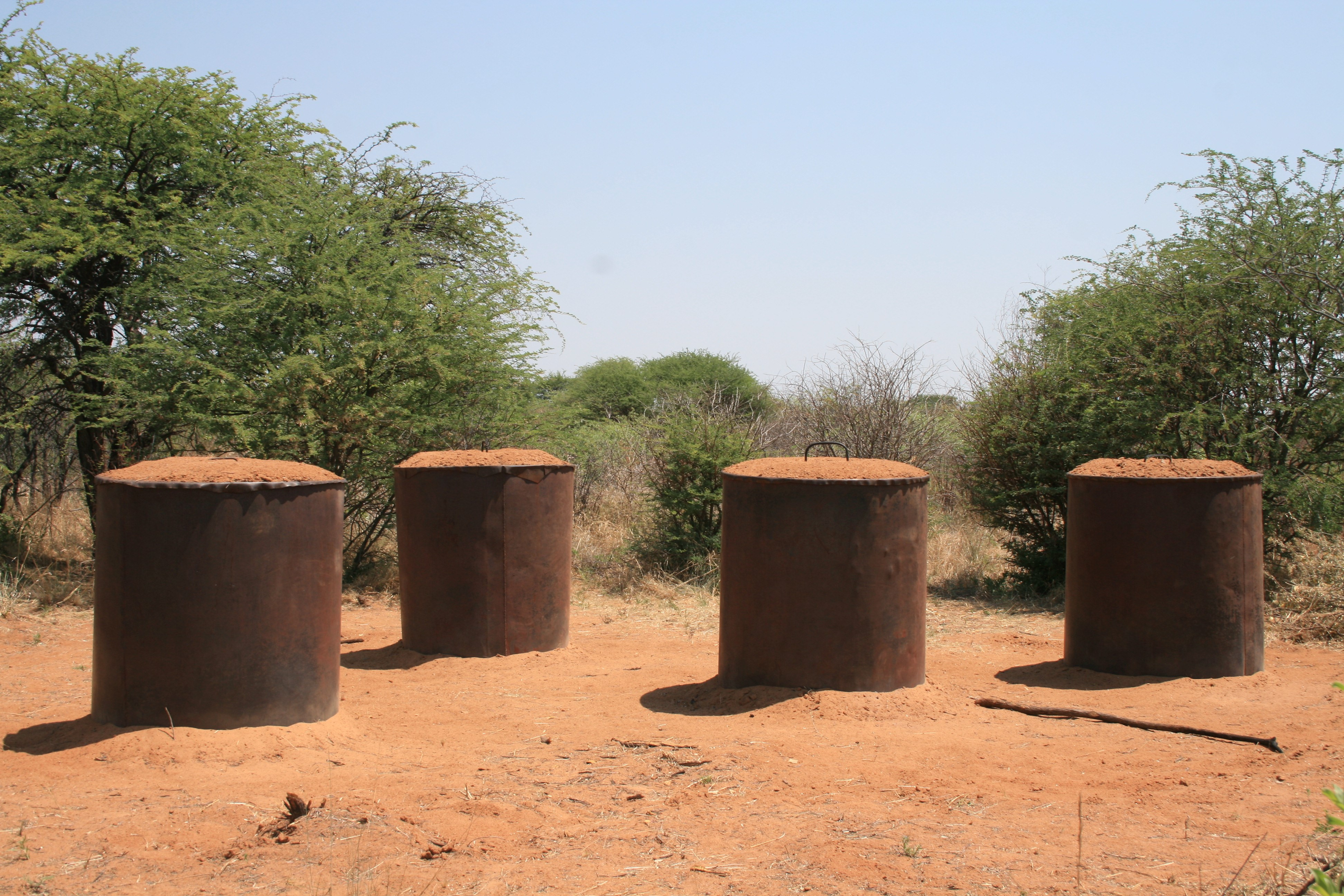Charcoal Drums namibia.JPG