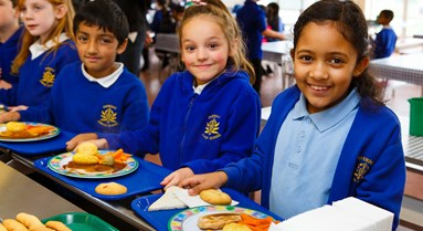 Why Universal Free School Meals Matter Now More Than Ever.