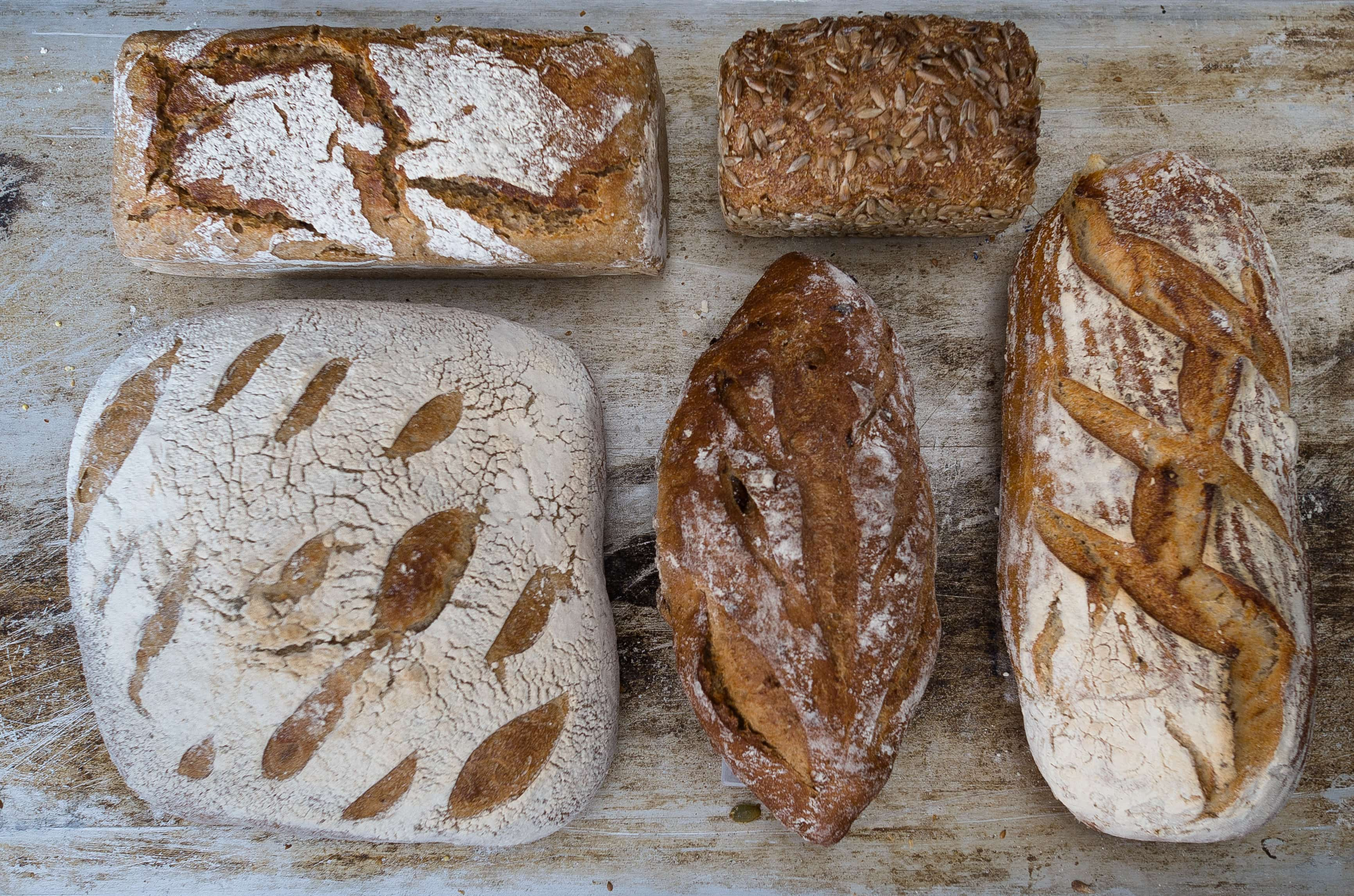 Glyphosate Is One Of Three Pesticides Regularly Found In Routine Testing Of British Bread Appearing In Up To Two Thirds Of Wholemeal Bread Samples Tested