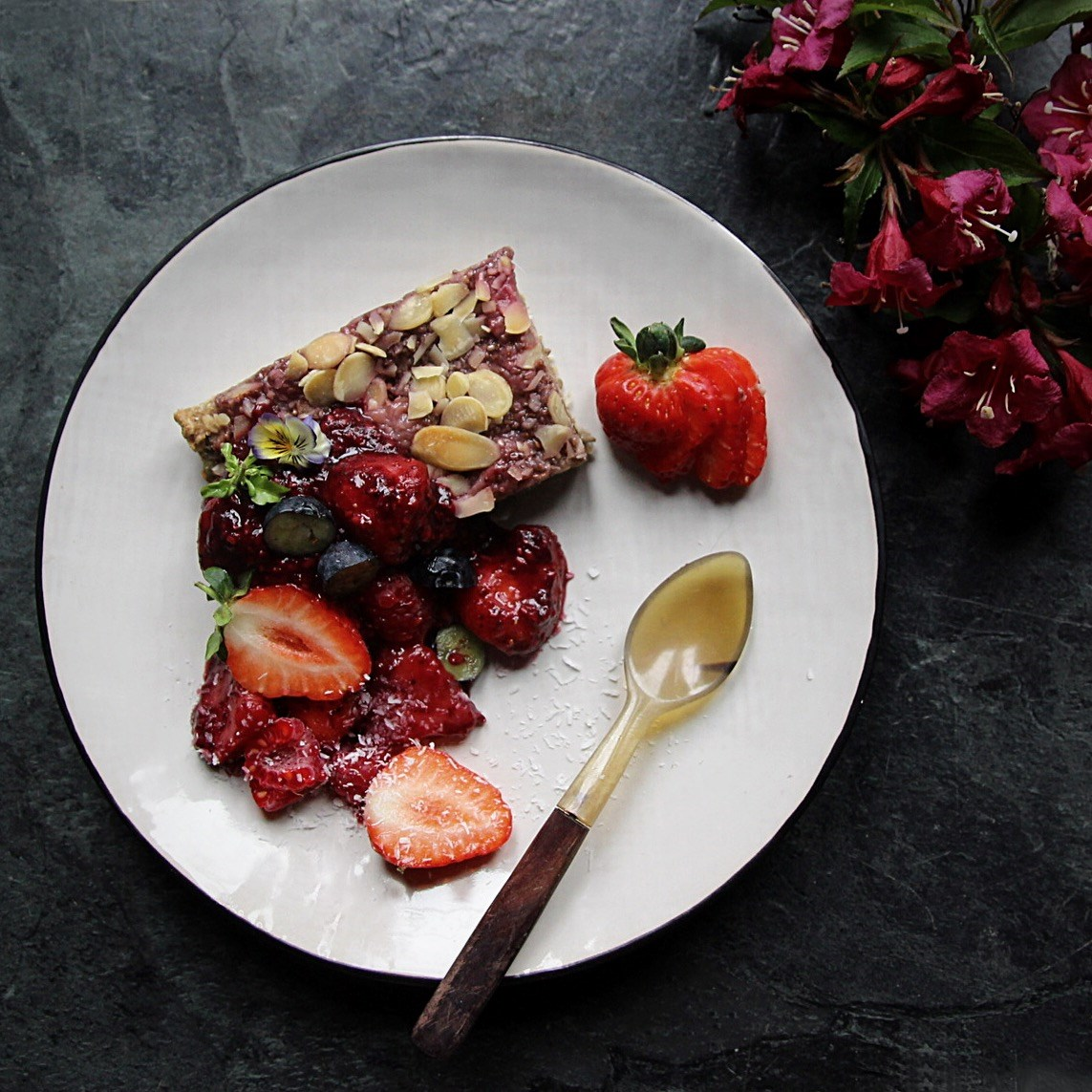 Rebel Recipes' Superfood breakfast bars