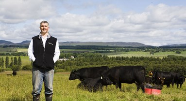 Organic farm scoops major soil award