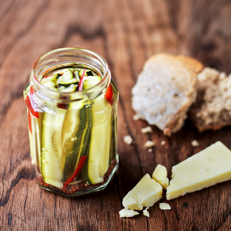 Aspall's Quick Pickles