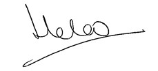 Helen Browning Signature