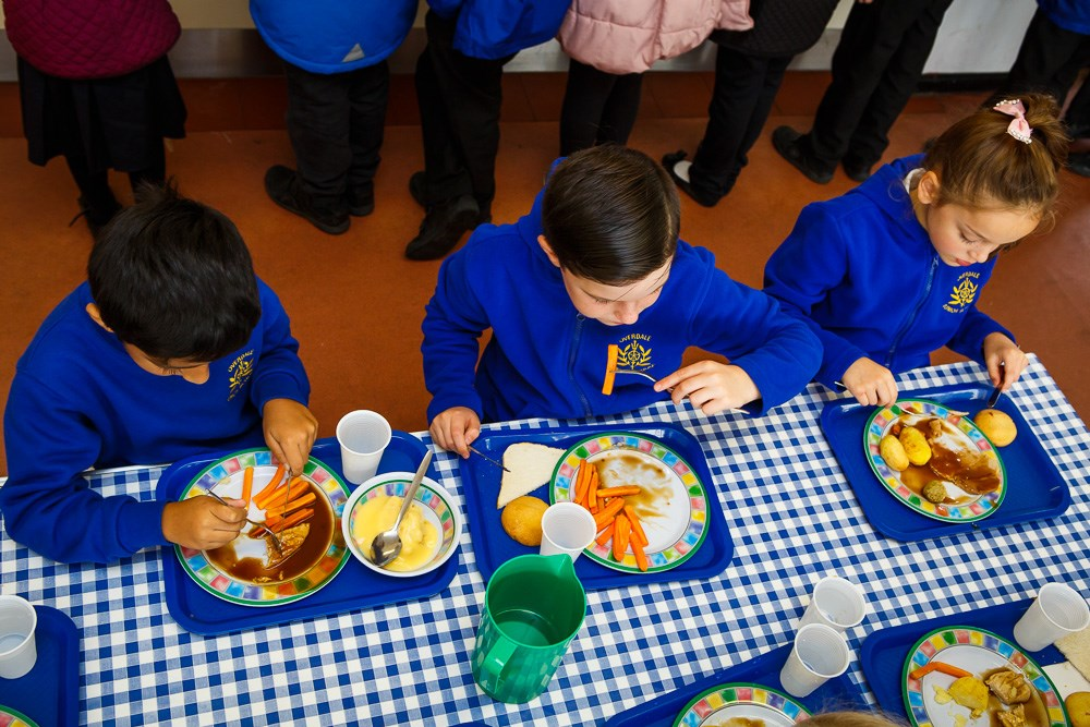 One Million Children Living in Poverty Are Set to Miss Out on Free School Meals